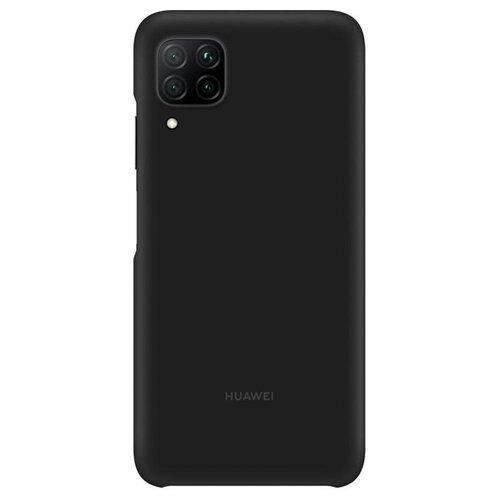 Huawei Original Ochranný Kryt pro Huawei P40 Lite Black