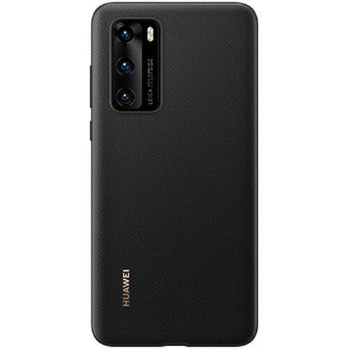 Huawei Original Ochranný Kryt pro Huawei P40 Black