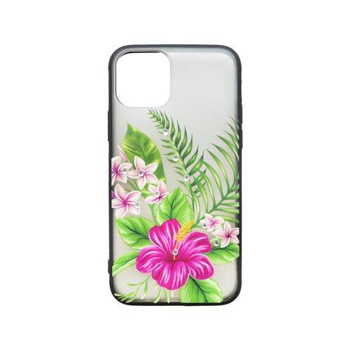 Plastový kryt iPhone 11 Pro kvetinový vzor 10