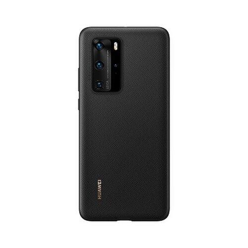 Huawei Original Ochranný Kryt pro Huawei P40 Pro Black