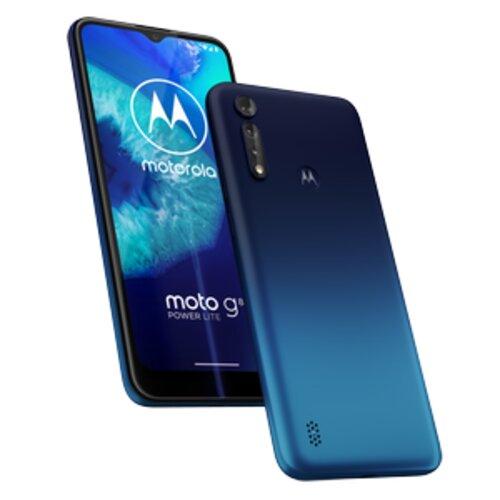 Motorola Moto G8 Power Lite 4GB/64GB Dual SIM, Modrá - SK distribúcia