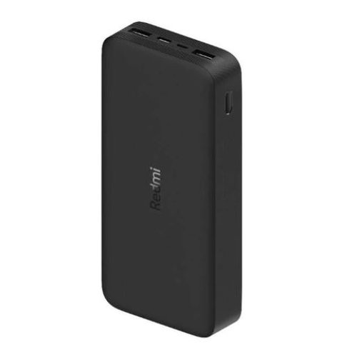 Power Bank Redmi 20000mAh 18W Fast Charge Čierny