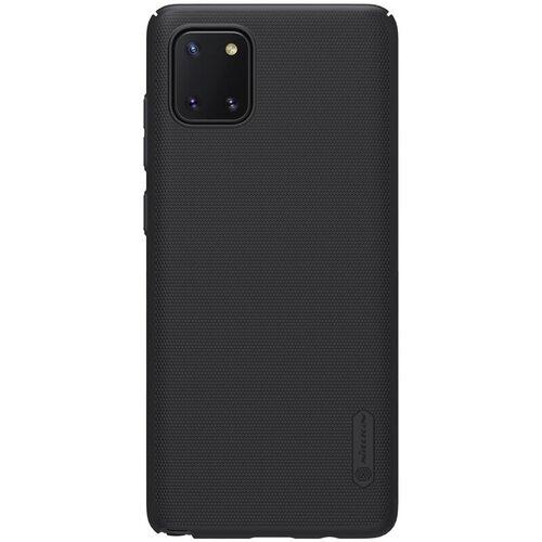 Nillkin Super Frosted Zadní Kryt pro Samsung Galaxy Note 10 Lite Black