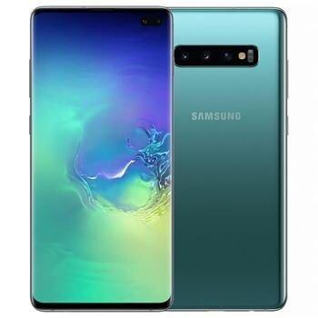 Samsung Galaxy S10+ 8GB/128GB G975 Dual SIM Prism Green Zelený - Trieda B
