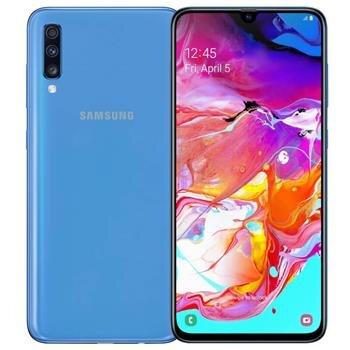 Samsung Galaxy A70 6GB/128GB A705 Dual SIM, Modrá - porušené balenie