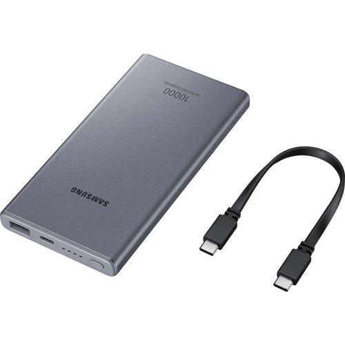 Power Bank Samsung EB-P3300XJE Type-C 10000mAh Sivý