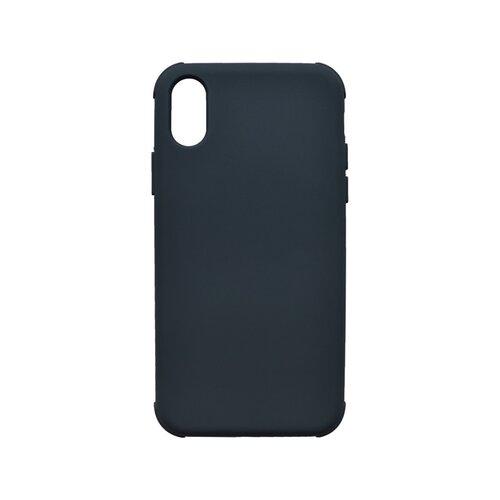 Plastový kryt Defender Rubber iPhone IPH X/XS čierne