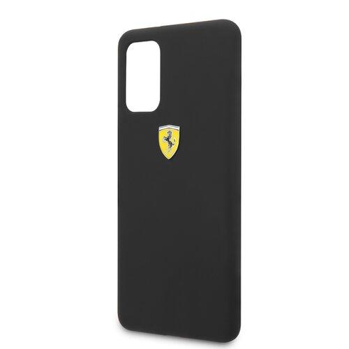 FESSIHCS67BK Ferrari SF Silikonový Kryt pro Samsung Galaxy S20+ Black
