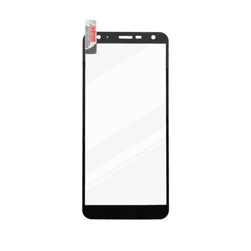 Ochranné sklo LG K40 čierne, full glue