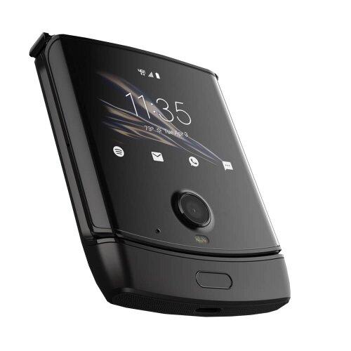 Motorola Razr Čierna