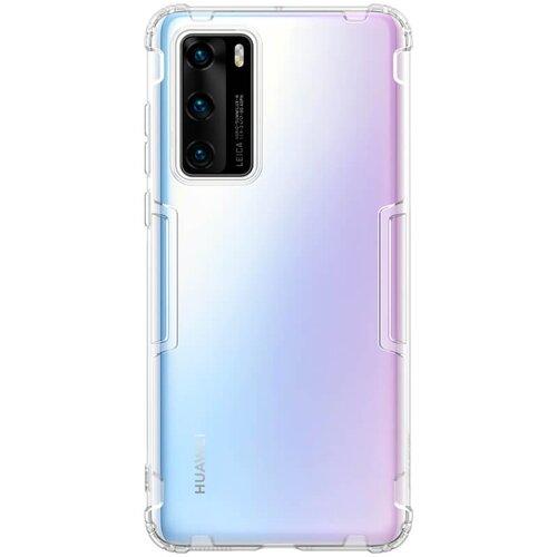 Nillkin Nature TPU Pouzdro pro Huawei P40 Transparent