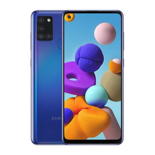 Samsung Galaxy A21s 3GB/32GB A217 Dual SIM, Modrá - SK distribúcia