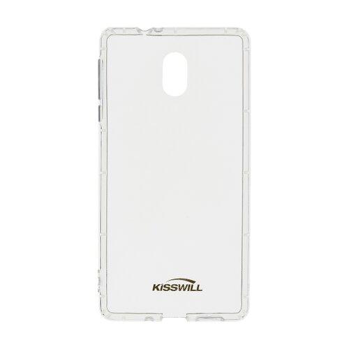 Kisswill TPU Pouzdro pro Samsung Galaxy Xcover Pro Transparent