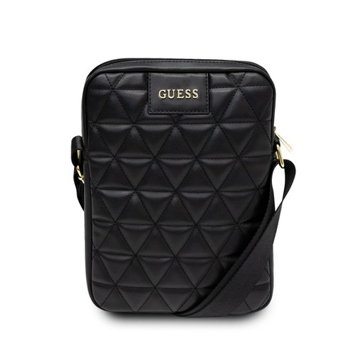 "GUTB10QLBK Guess Quilted Obal pro Tablet 10"" Black"