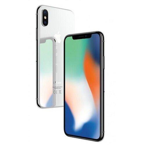 Apple iPhone X 256GB Silver - Trieda B