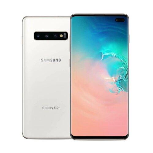 Samsung Galaxy S10+ 8GB/128GB G975 Dual SIM, Ceramic Biela - SK distribúcia