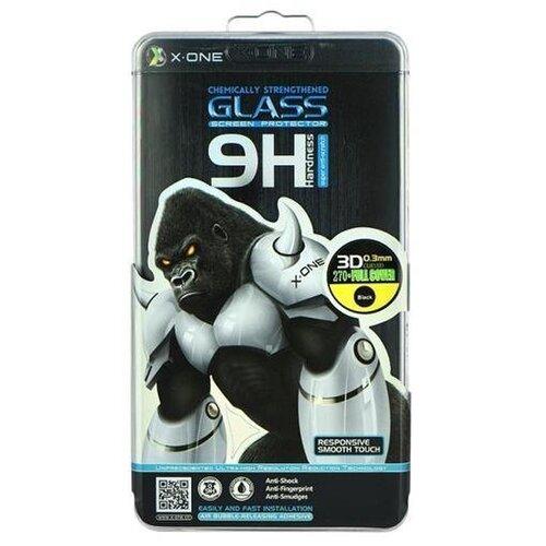 Ochranné sklo X-ONE 3D Huawei P40 celotvárové - čierne