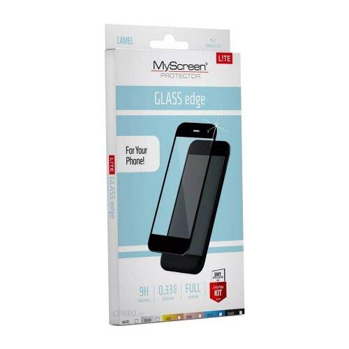 Ochranné sklo My Screen Sony Xperia XA2 celotvárové - čierne