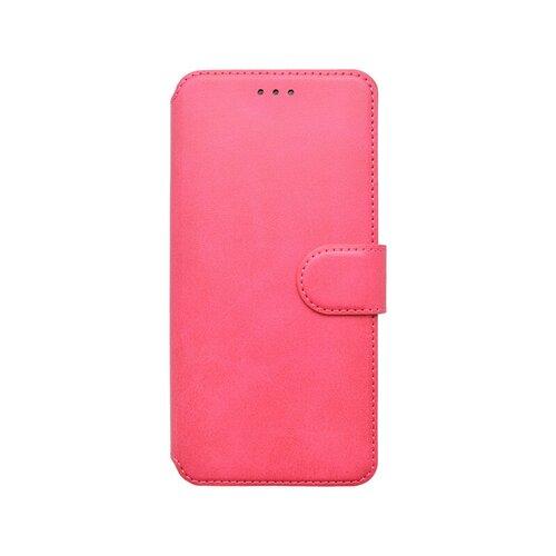 Knižkové puzdro 2020 Huawei Y6s purpurové