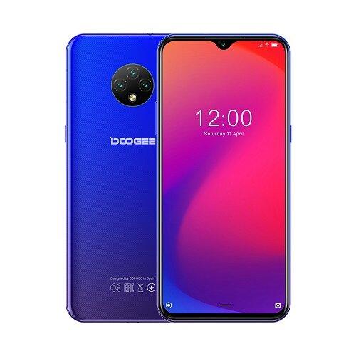 Doogee X95 2GB/16GB Dual SIM, Modrý