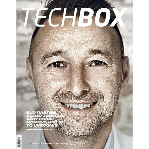 TECHBOX - Exkluzívny Tech Magazín Leto 2020