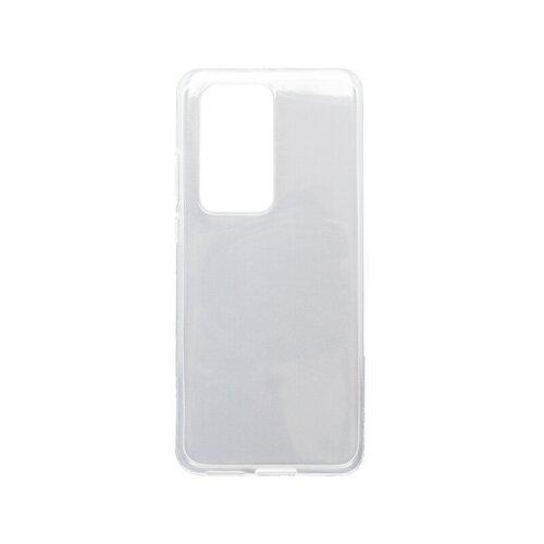 Huawei P40 priehľadné gumené puzdro, nelepivé