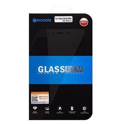 Mocolo 5D Tvrdené sklo pre iWatch 4/5/6/SE 40mm Čierne
