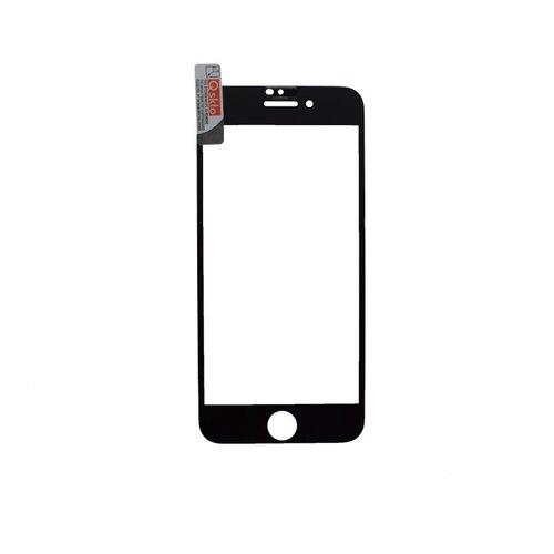 iPhone 6 čierne, Ochranné sklo FullGlue, Q Sklo