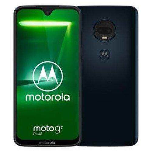 Motorola Moto G7 Plus 4GB/64GB Dual SIM Modrý - Trieda B