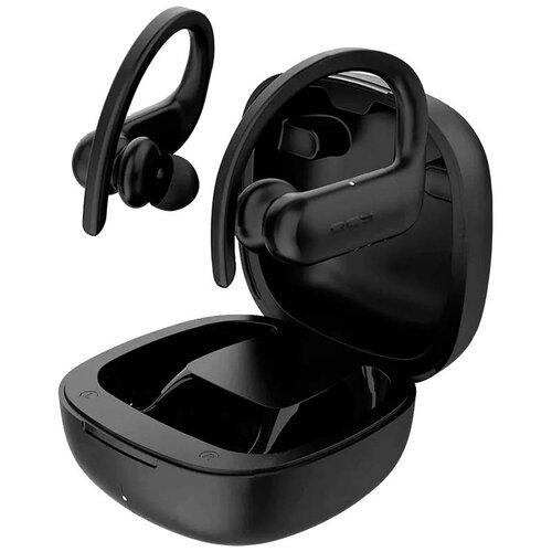 QCY T6 TWS Bluetooth slúchadlá Čierne