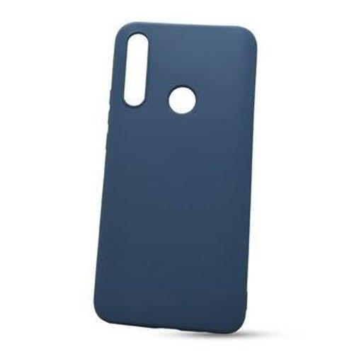 Puzdro Liquid TPU Samsung Galaxy A41 A415 - modré