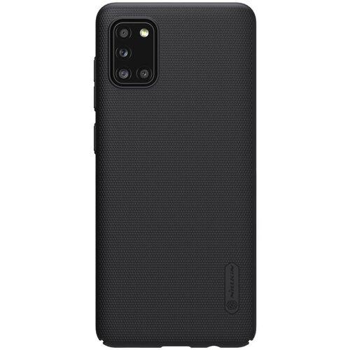 Nillkin Super Frosted Zadní Kryt pro Samsung Galaxy A31 Black
