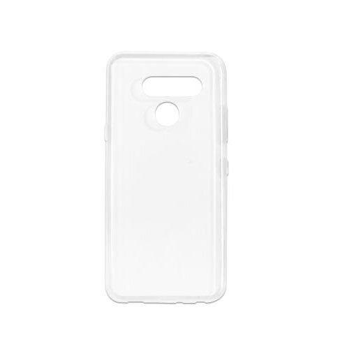 LG K61 priehľadné gumené puzdro, nelepivé