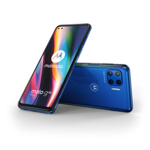 Motorola Moto G 5G Plus Dual SIM, Modrý - SK distribúcia