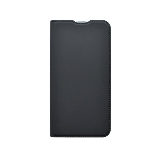 Huawei Nova 5T čierna bočná knižka, MetaCase