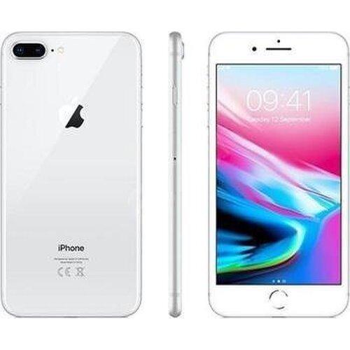 Apple iPhone 8 Plus 64GB Silver - Trieda B