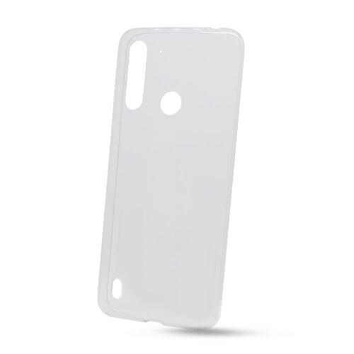Moto ochranné púzdro pre G8 Power Lite, transparentné, BULK