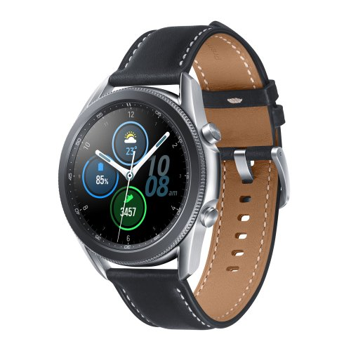 Samsung Galaxy Watch 3 45mm SM-R840NZS Strieborné