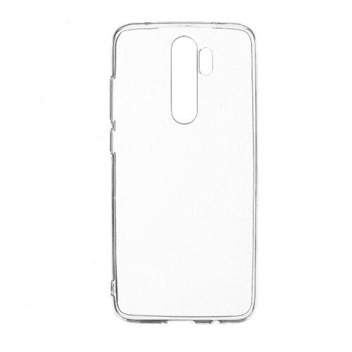 Xiaomi RedMi 9 priehľadné gumené puzdro, nelepivé