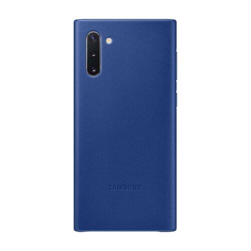 EF-VN970LLE Samsung Kožený Kryt pro N970 Galaxy Note 10 Blue