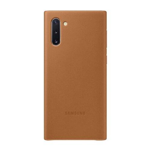 EF-VN970LAE Samsung Kožený Kryt pro N970 Galaxy Note 10 Brown