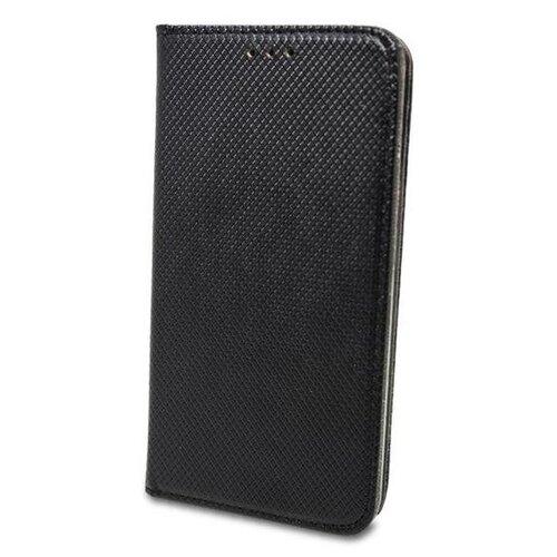 Xiaomi RedMi 9C čierna bočná knižka, vzorovaná