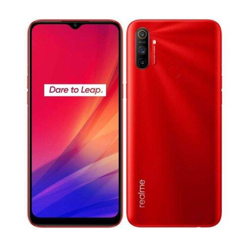Realme C3 3GB/64GB Dual SIM, Červený