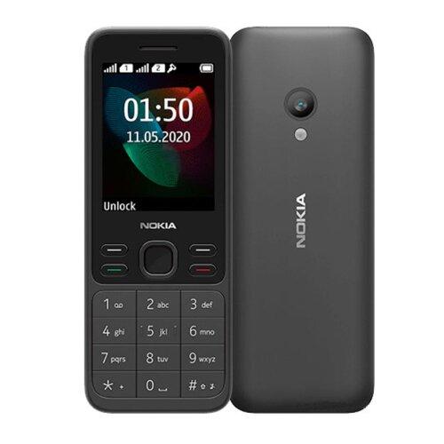 Nokia 150 2020 Dual SIM, Čierny - SK distribúcia