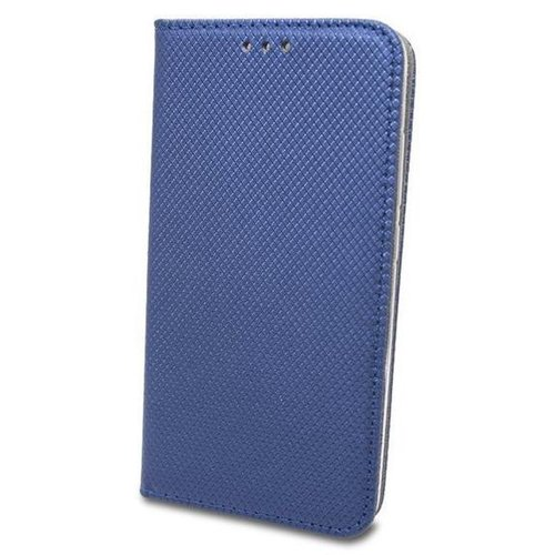 LG K61 tmavo modrá bočná knižka, Smart