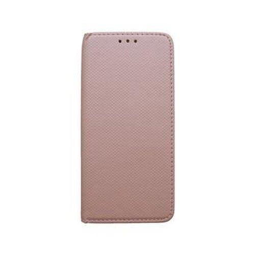 LG K61 medená bočná knižka, Smart