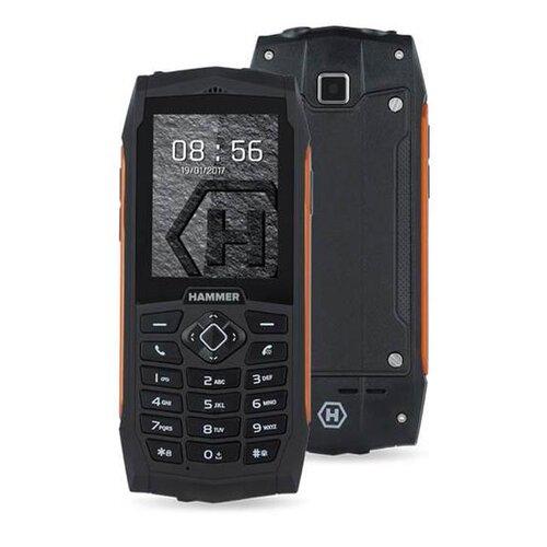 myPhone Hammer 3 Dual SIM, Oranžový - poškodené balenie