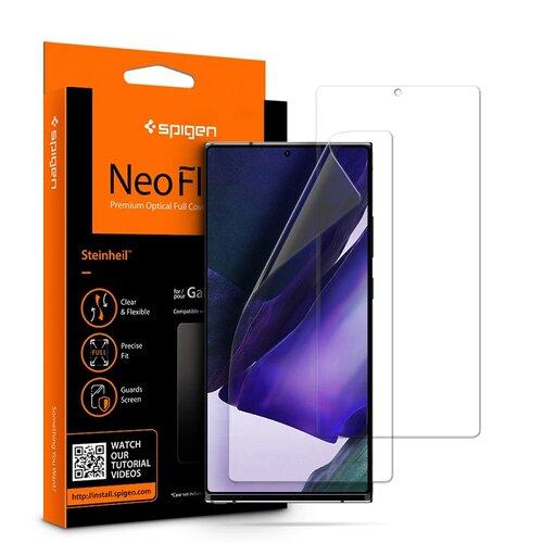 Ochranná fólia Spigen Neo Flex HD Duo Pack Samsung Galaxy Note 20 Ultra N986 (2ks)