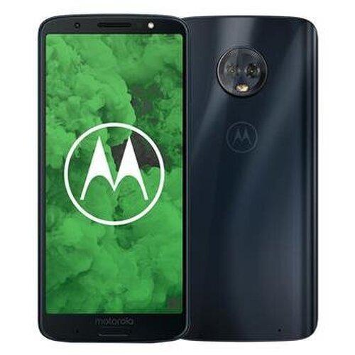 Motorola Moto G6 Plus 4GB/64GB Dual SIM Modrý - Trieda B