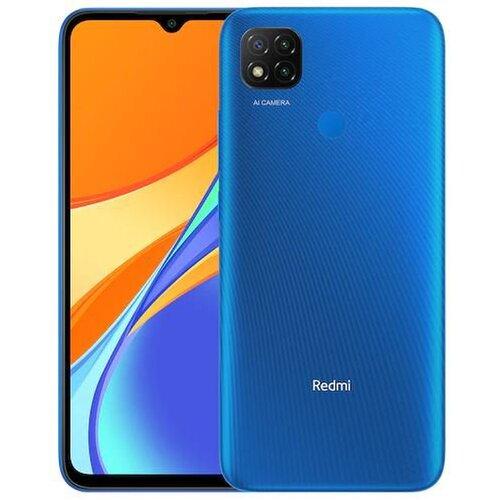 Xiaomi Redmi 9C NFC 3GB/64GB Dual SIM, Modrý - SK distribúcia